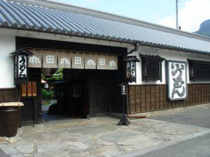 香川県の有名うどん店