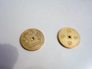 硬貨(表と裏)