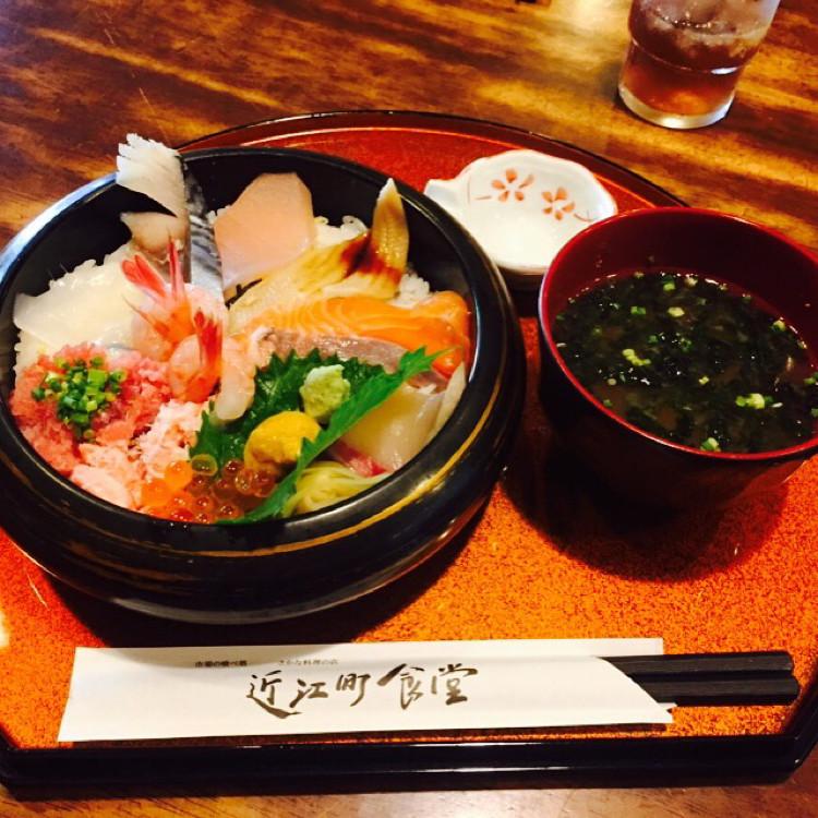 3近江町食堂