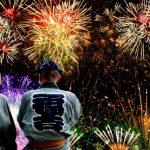 เทศกาลดอกไม้ไฟของเขตเอโดกาวะ