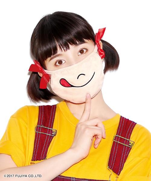 お菓子のキャラクターペコちゃん!完成度高し!