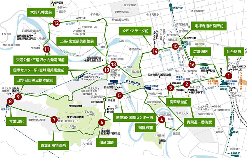 るーぷるmap