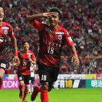 コンサドーレ札幌(チャナティップ)の試合予定2019